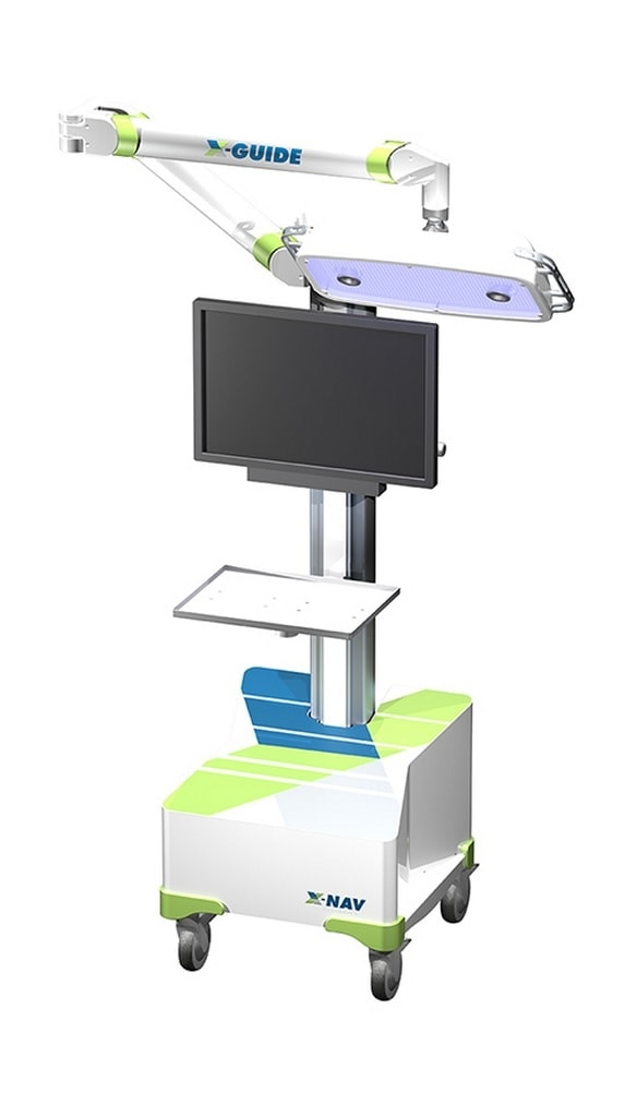 台中X-Guide 3D植牙導航機